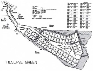 Reserve Green Map