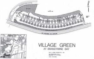 Village Green Map
